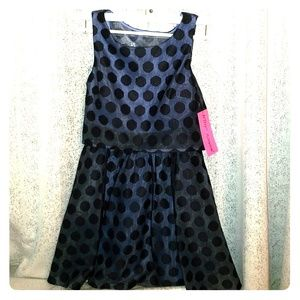 NEW with Tags Betsey Johnson Midi Dress